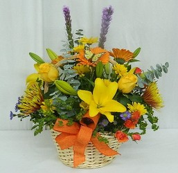 Autumn Celebration from local Myrtle Beach florist, Bright & Beautiful Flowers