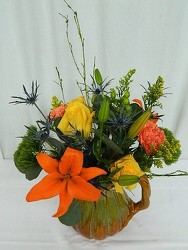 Happy Harvest from local Myrtle Beach florist, Bright & Beautiful Flowers