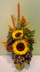 Simply Sunny from local Myrtle Beach florist, Bright & Beautiful Flowers