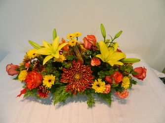 Bountiful Blessings from local Myrtle Beach florist, Bright & Beautiful Flowers