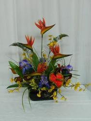 Autumn Paradise from local Myrtle Beach florist, Bright & Beautiful Flowers