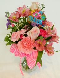 Big Thank You from local Myrtle Beach florist, Bright & Beautiful Flowers