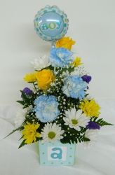 Shout for Joy from local Myrtle Beach florist, Bright & Beautiful Flowers