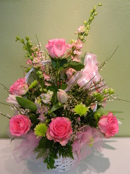 Blessings from local Myrtle Beach florist, Bright & Beautiful Flowers