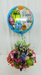 Party Time!! from local Myrtle Beach florist, Bright & Beautiful Flowers