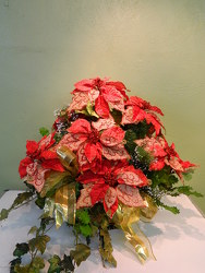 A Vintage Christmas from local Myrtle Beach florist, Bright & Beautiful Flowers