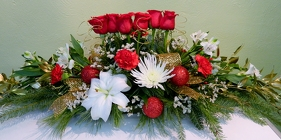 Christmas & Roses
