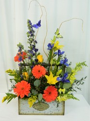 Fresh Picked for You from local Myrtle Beach florist, Bright & Beautiful Flowers