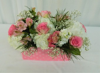 Southern Charm from local Myrtle Beach florist, Bright & Beautiful Flowers