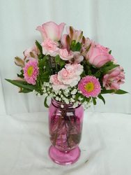 Easter Joy from local Myrtle Beach florist, Bright & Beautiful Flowers