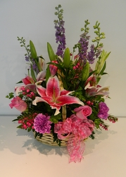Spring Stargazing from local Myrtle Beach florist, Bright & Beautiful Flowers