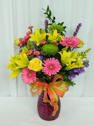 Celebrations from local Myrtle Beach florist, Bright & Beautiful Flowers