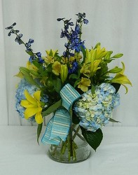 In the Shadow of Your Smile from local Myrtle Beach florist, Bright & Beautiful Flowers