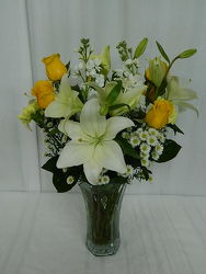 Winter Sunshine from local Myrtle Beach florist, Bright & Beautiful Flowers