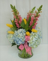 The Beauty of Spring from local Myrtle Beach florist, Bright & Beautiful Flowers