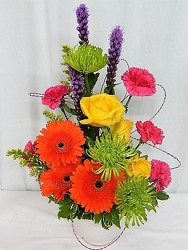 Summerfest from local Myrtle Beach florist, Bright & Beautiful Flowers