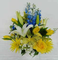 Summer Love from local Myrtle Beach florist, Bright & Beautiful Flowers