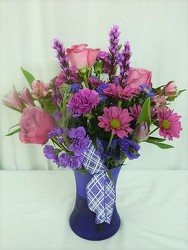 Purple Haze from local Myrtle Beach florist, Bright & Beautiful Flowers