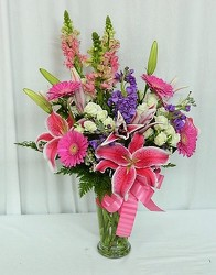 The Splendor of Spring from local Myrtle Beach florist, Bright & Beautiful Flowers