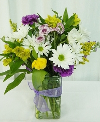 Spring is Sprung from local Myrtle Beach florist, Bright & Beautiful Flowers