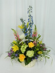 In Our Hearts from local Myrtle Beach florist, Bright & Beautiful Flowers