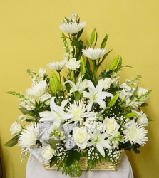 At Peace from local Myrtle Beach florist, Bright & Beautiful Flowers