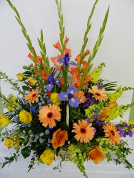 Warm Embrace from local Myrtle Beach florist, Bright & Beautiful Flowers