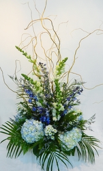 Ocean Song Basket from local Myrtle Beach florist, Bright & Beautiful Flowers