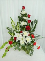 Honor from local Myrtle Beach florist, Bright & Beautiful Flowers