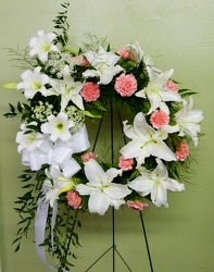 Beloved from local Myrtle Beach florist, Bright & Beautiful Flowers