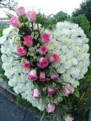 Sweet Solace from local Myrtle Beach florist, Bright & Beautiful Flowers