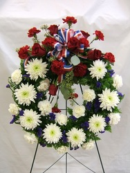 Patriot from local Myrtle Beach florist, Bright & Beautiful Flowers