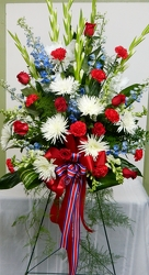 Sincerest Sorrow from local Myrtle Beach florist, Bright & Beautiful Flowers