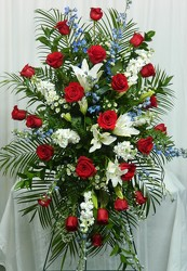 Always and Forever from local Myrtle Beach florist, Bright & Beautiful Flowers