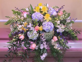 Enchanted Garden from local Myrtle Beach florist, Bright & Beautiful Flowers
