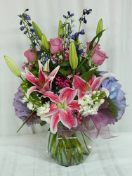 Gratitude & Love from local Myrtle Beach florist, Bright & Beautiful Flowers