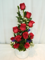 Stunning from local Myrtle Beach florist, Bright & Beautiful Flowers