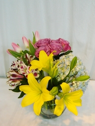 Beauty Abounds from local Myrtle Beach florist, Bright & Beautiful Flowers