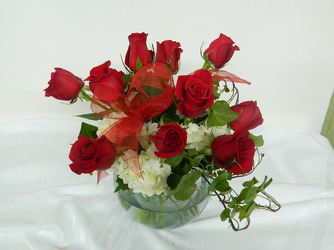 Never Ending Love  from local Myrtle Beach florist, Bright & Beautiful Flowers