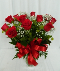 True Love from local Myrtle Beach florist, Bright & Beautiful Flowers