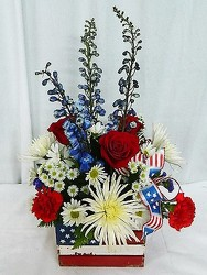Prayers for Peace from local Myrtle Beach florist, Bright & Beautiful Flowers