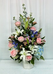 Gentle Whisper from local Myrtle Beach florist, Bright & Beautiful Flowers