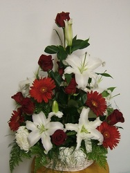 Love Eternal from local Myrtle Beach florist, Bright & Beautiful Flowers