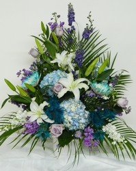 Fondly Remembered from local Myrtle Beach florist, Bright & Beautiful Flowers