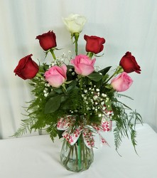 Simply, I Love You from local Myrtle Beach florist, Bright & Beautiful Flowers