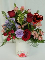 Bloomin' Love from local Myrtle Beach florist, Bright & Beautiful Flowers