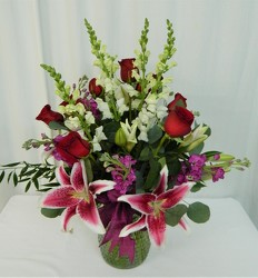 Love's Divine from local Myrtle Beach florist, Bright & Beautiful Flowers