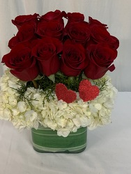 Love Always from local Myrtle Beach florist, Bright & Beautiful Flowers