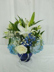 The Beauty of Winter from local Myrtle Beach florist, Bright & Beautiful Flowers
