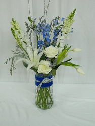 Winter Celebrations from local Myrtle Beach florist, Bright & Beautiful Flowers